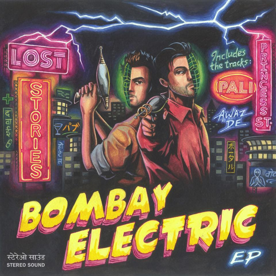 Lost Stories Bombay Electric EP