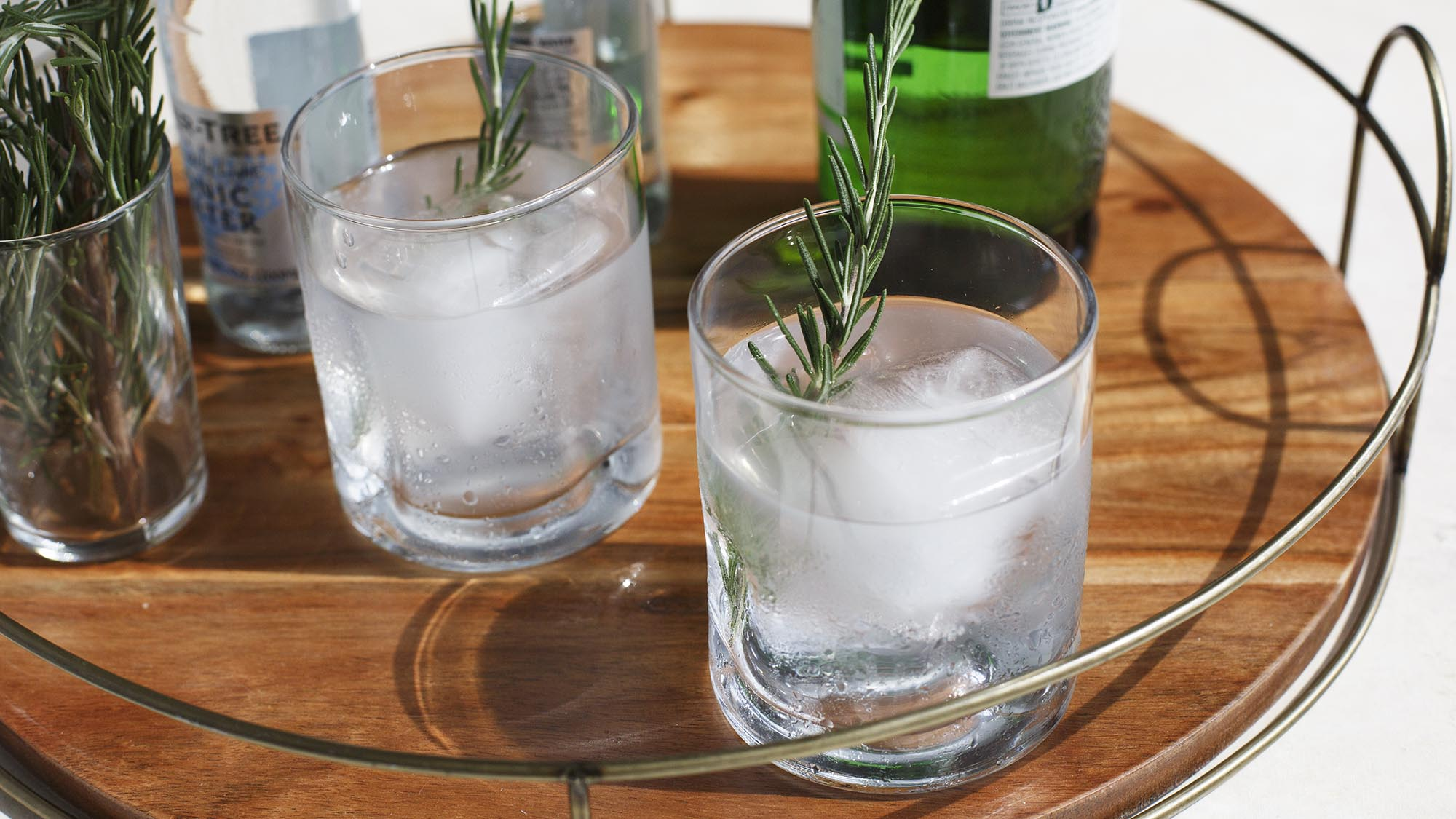 McCormick Gin and Tonic