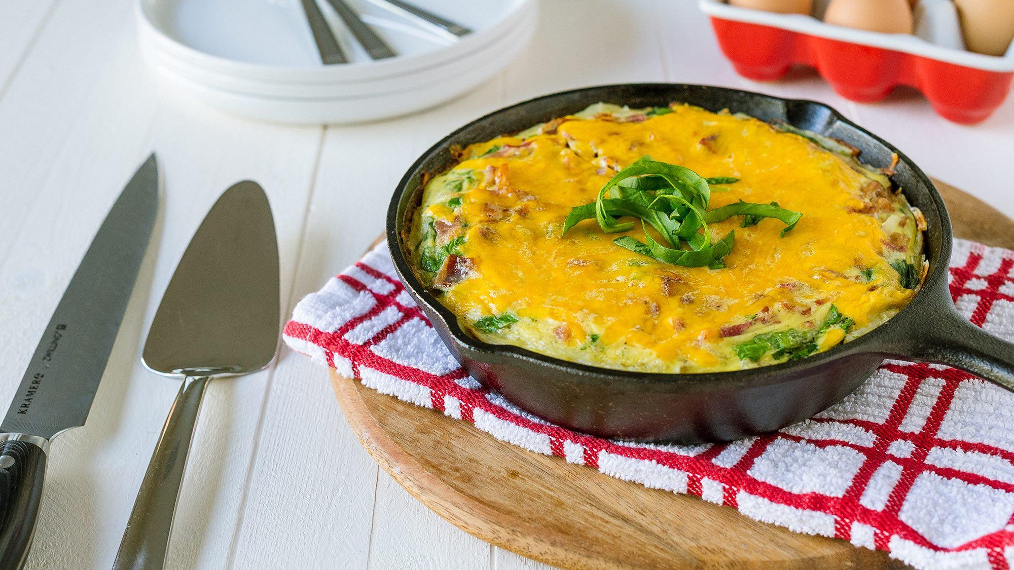 spinach-and-bacon-skillet-quiche-kitchen-confidante.jpg