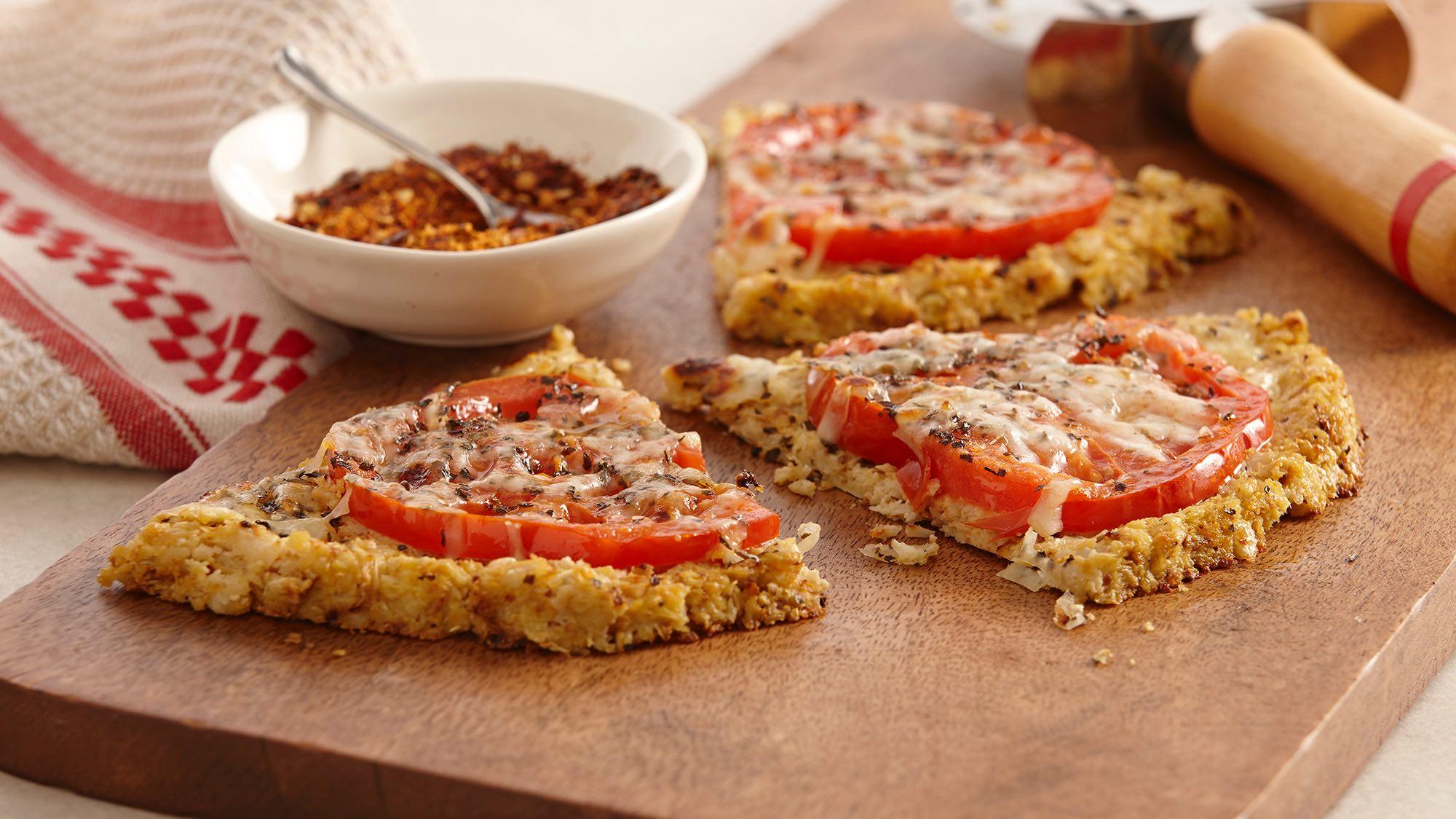 McCormick Gluten-free Fresh Tomato Pizza With Cauliflower Crust