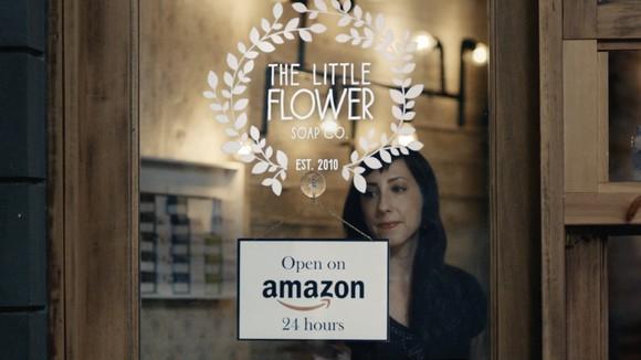 Amazon makes a move into small business