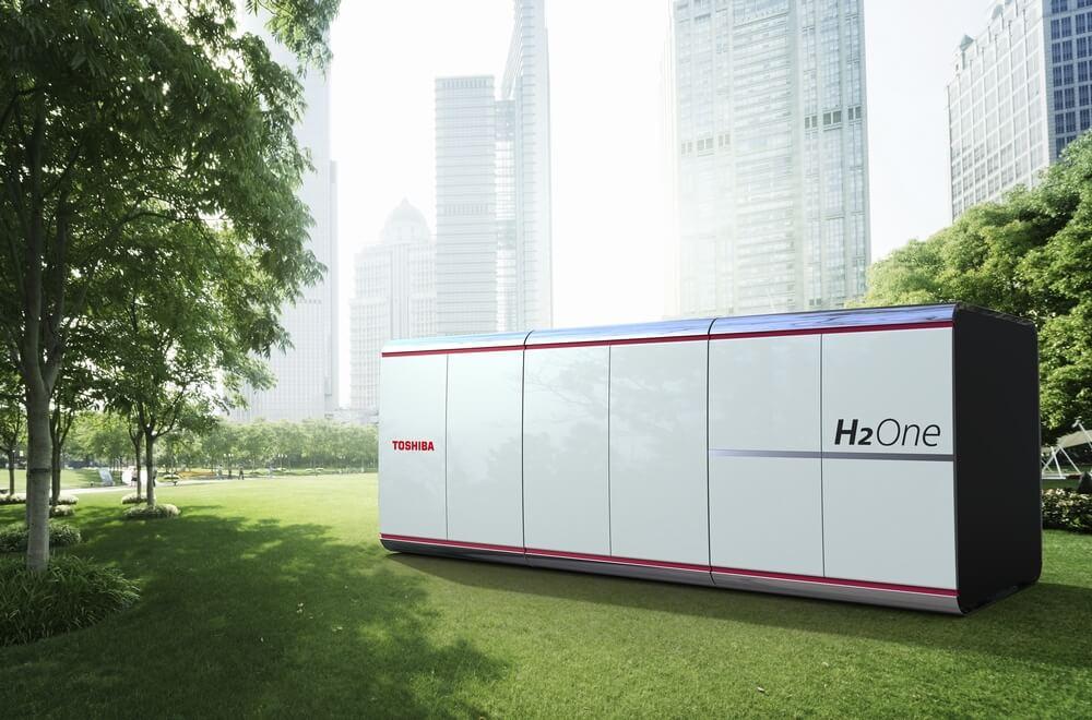 自立型水素エネルギーシステムH2One™