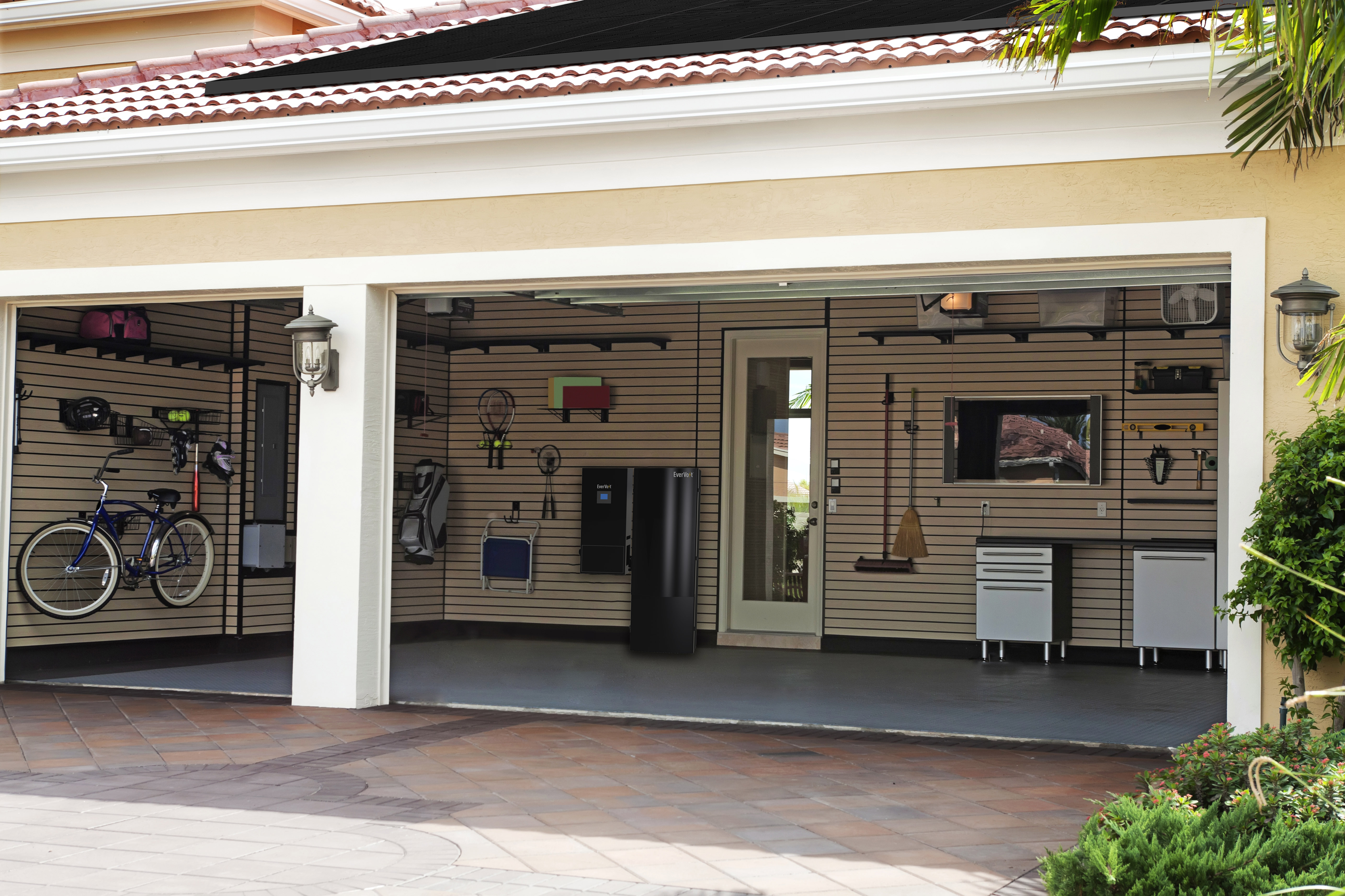 EverVolt home energy system
