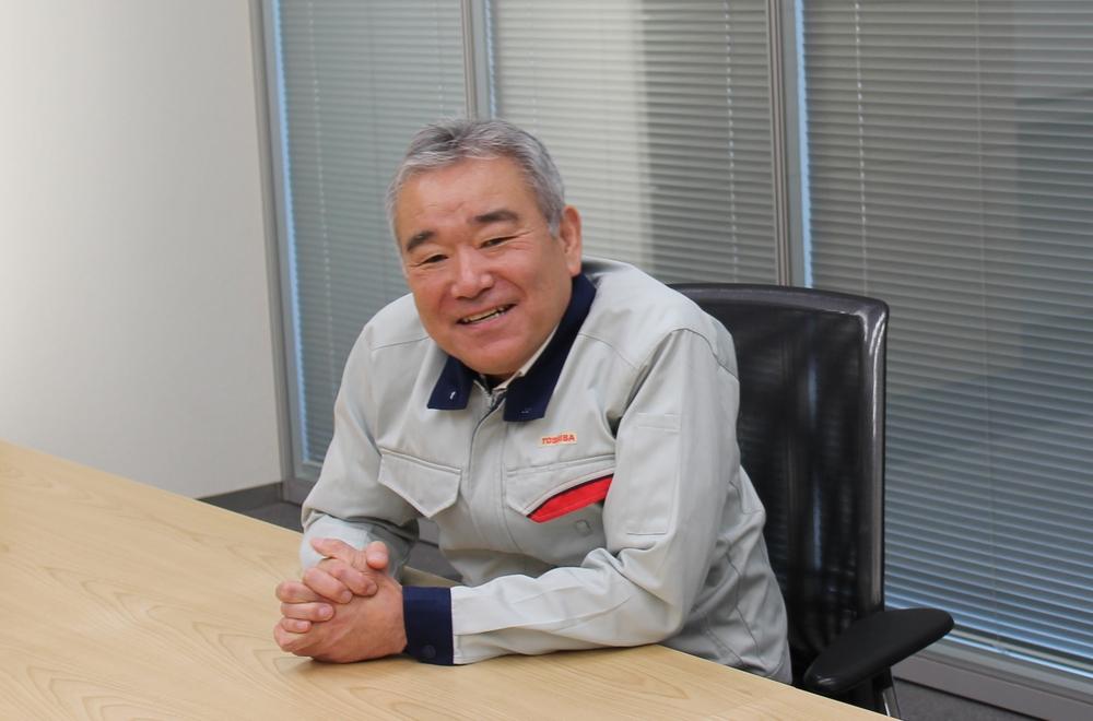東芝エネルギーシステムズ株式会社 京浜事業所 原子力機器装置部 住吉幸博氏
