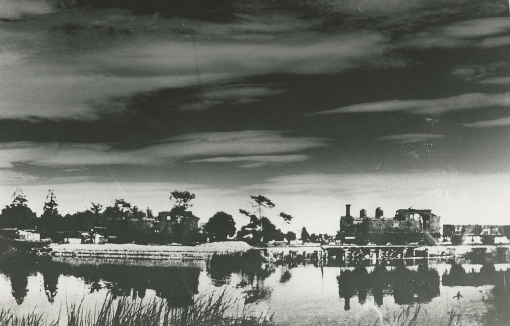 多摩川の砂利を運搬した多摩川砂利鉄道