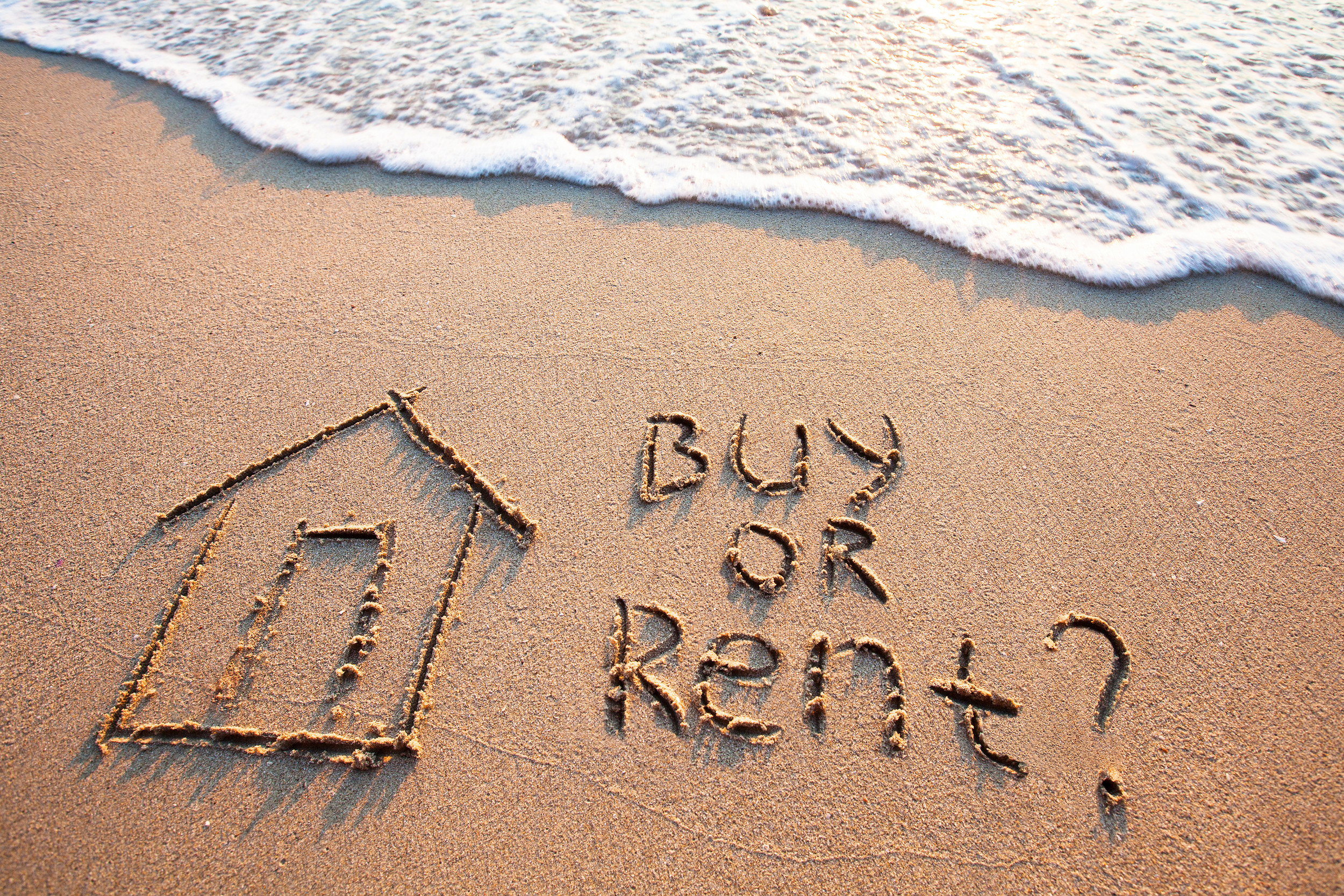 Rent vs. buy? How to know what's right for you