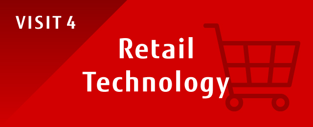 Figure : VISIT 4 Retail Technology