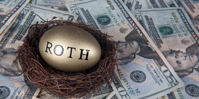Down Market? It's Roth Time!
