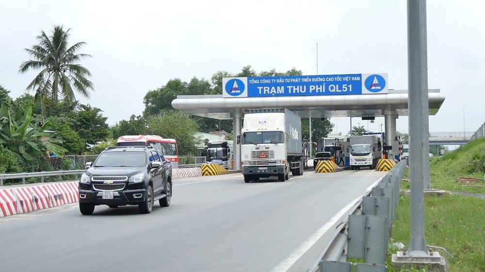 IMAGE OF VIETNAM'S HIGHWAY