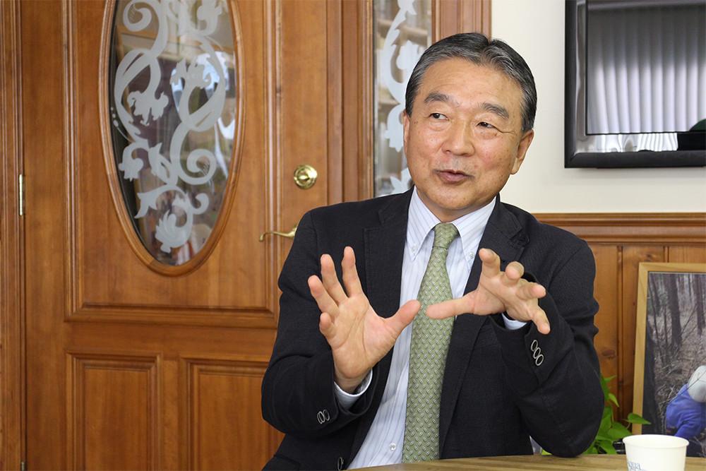 一般社団法人あすびと福島 代表理事 半谷栄寿氏
