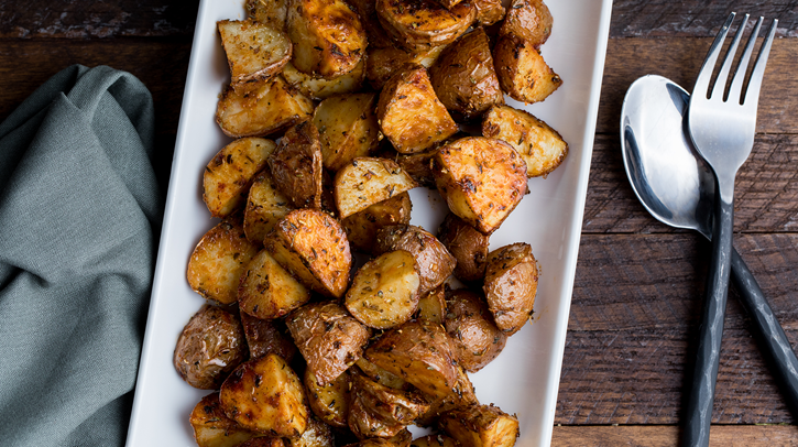 McCormick Garlic and Herb Roasted Potatoes