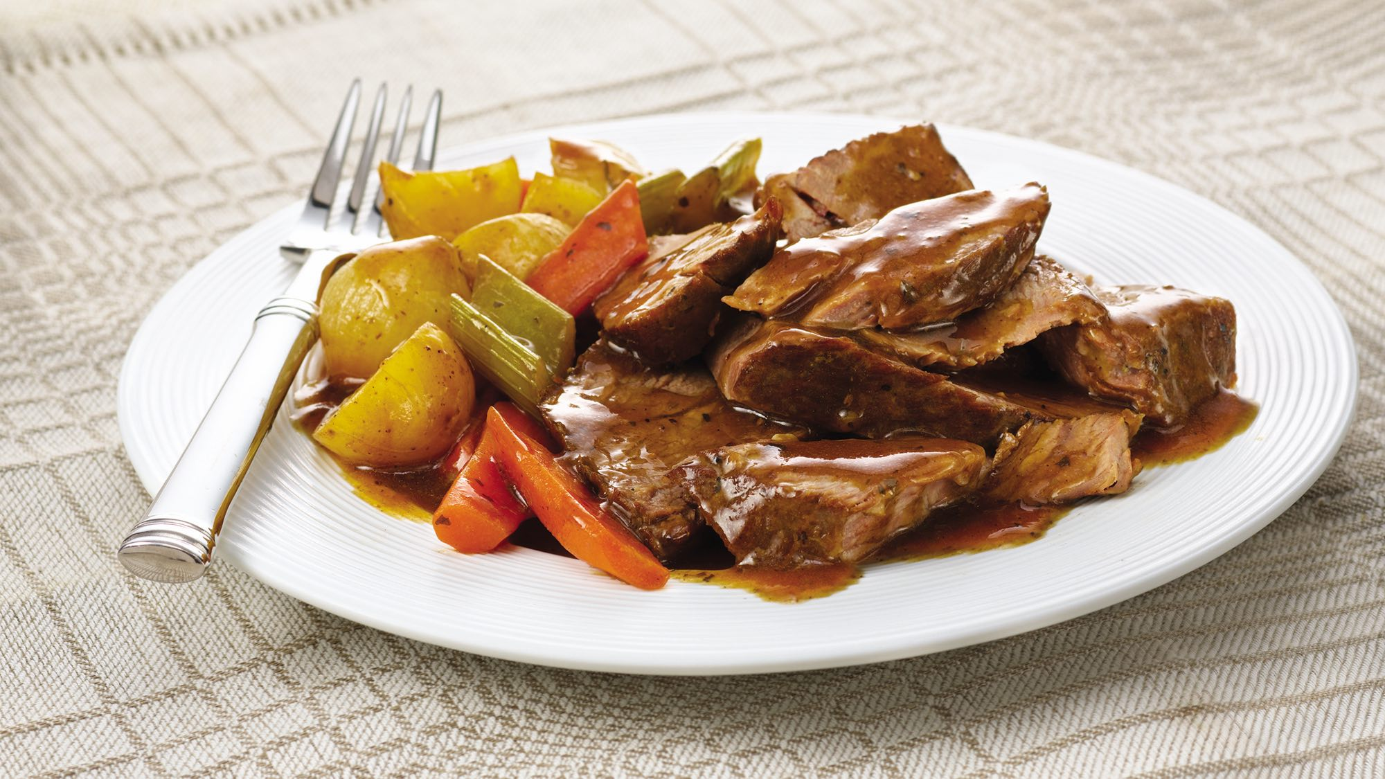 Instant Pot® Savory Pot Roast