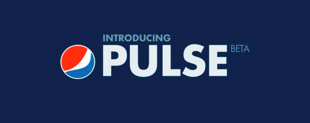 Pepsi Pulse Content Strategy