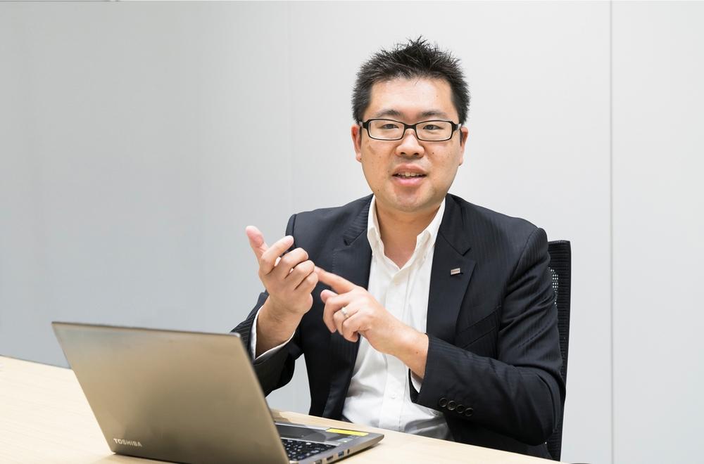 東芝デジタルソリューションズ株式会社 RECAIUS事業推進部 金子祐紀氏
