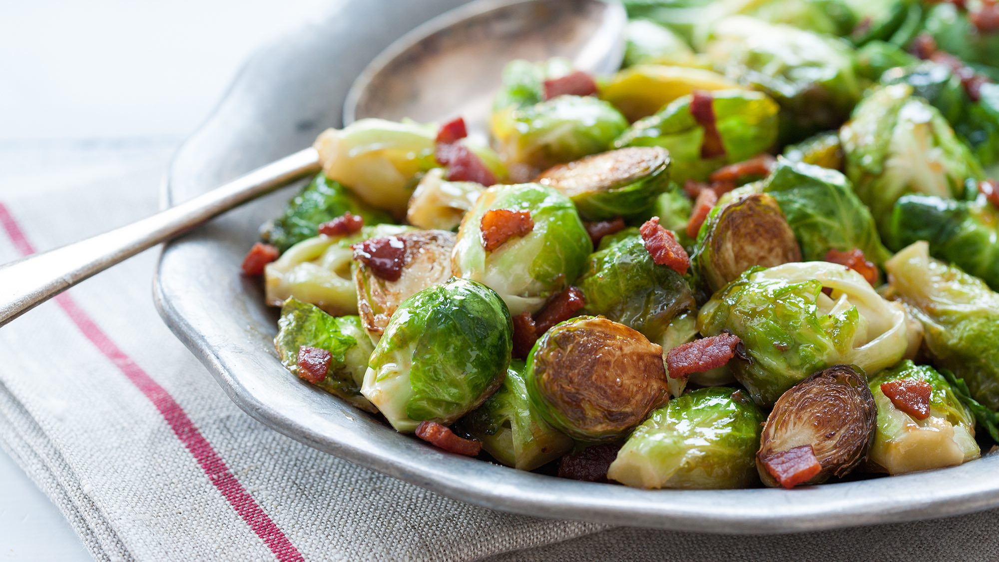 McCormick Glazed Brussels Sprouts