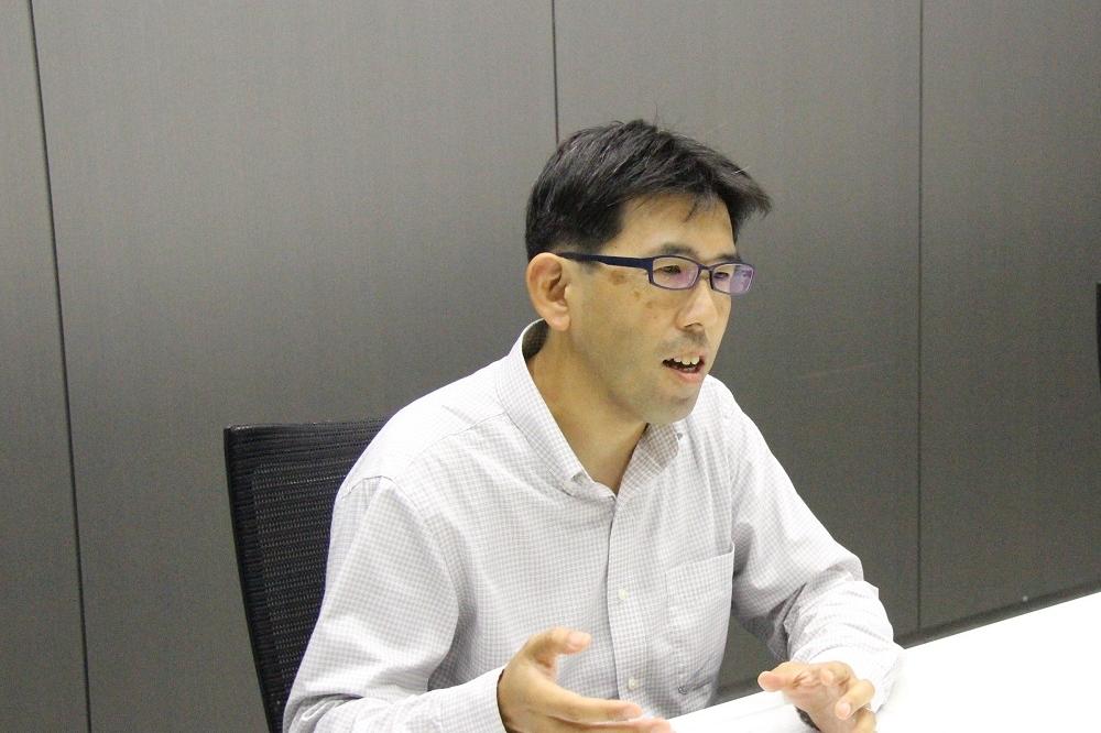 東芝インフラシステムズ株式会社 水・環境システム技術第一部 平岡由紀夫氏