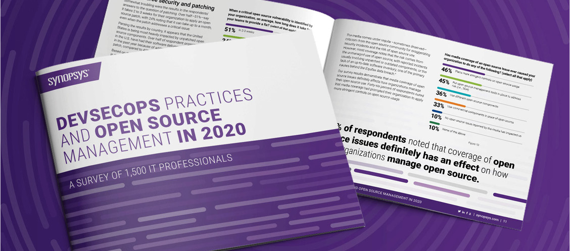 DevSecOps Practices and Open Source Management in 2020   Synopsys