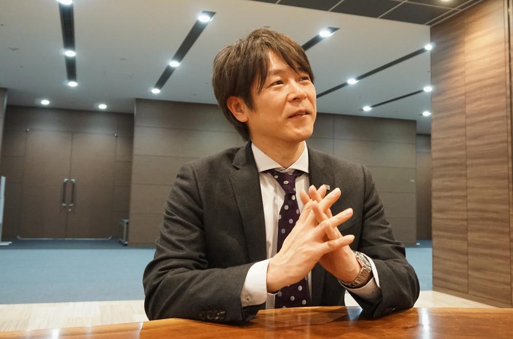 東芝エネルギーシステムズ株式会社 電力系統システム統括部 野田剛敏氏