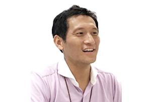 写真 : 富士通 人事部 マネージャー 木口 将克