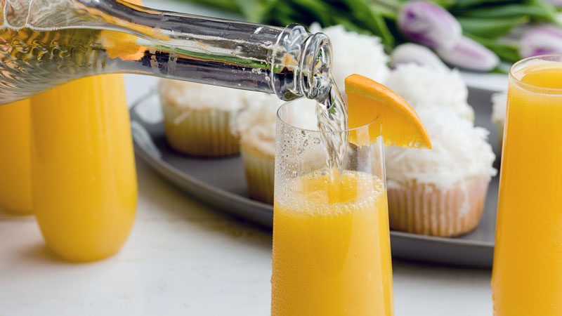 McCormick Orange Coconut Mimosa