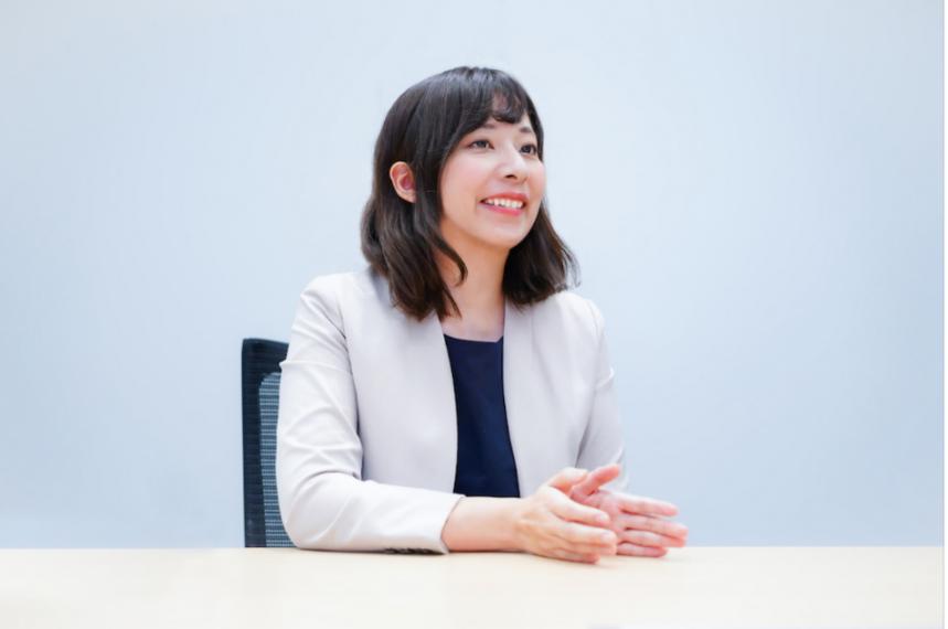 Ishimaru Yuka,Corporate Sales Department,Corporate Sales Group1,Toshiba Lighting & Technology Corporation