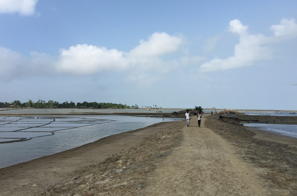 An advanced plant on this salt flat will power Bangladesh's future