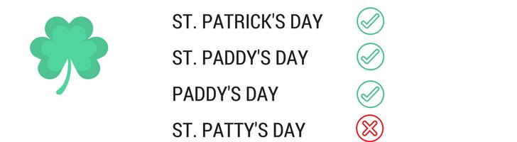 St. Patrick's Day vs St. Patty.png