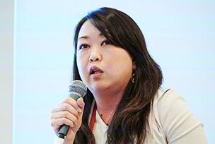 写真 : 富士通株式会社 地域社会ネットワークビジネス推進部 マネージャー 吉田 千穂