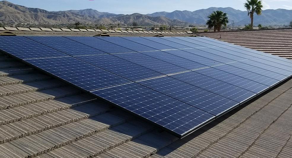 solar homes,