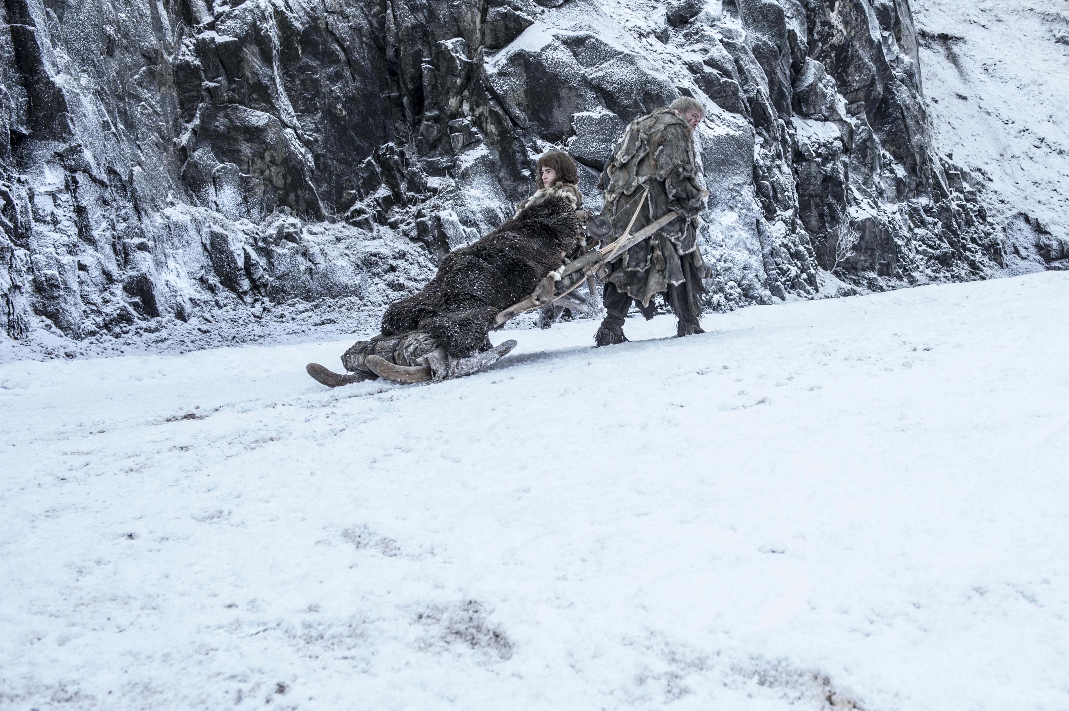 AT&T Entertainment Presents: Bran Stark, the Three-Eyed Raven