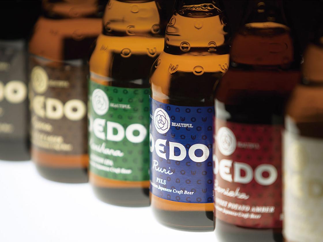 クラフトビール「COEDO」