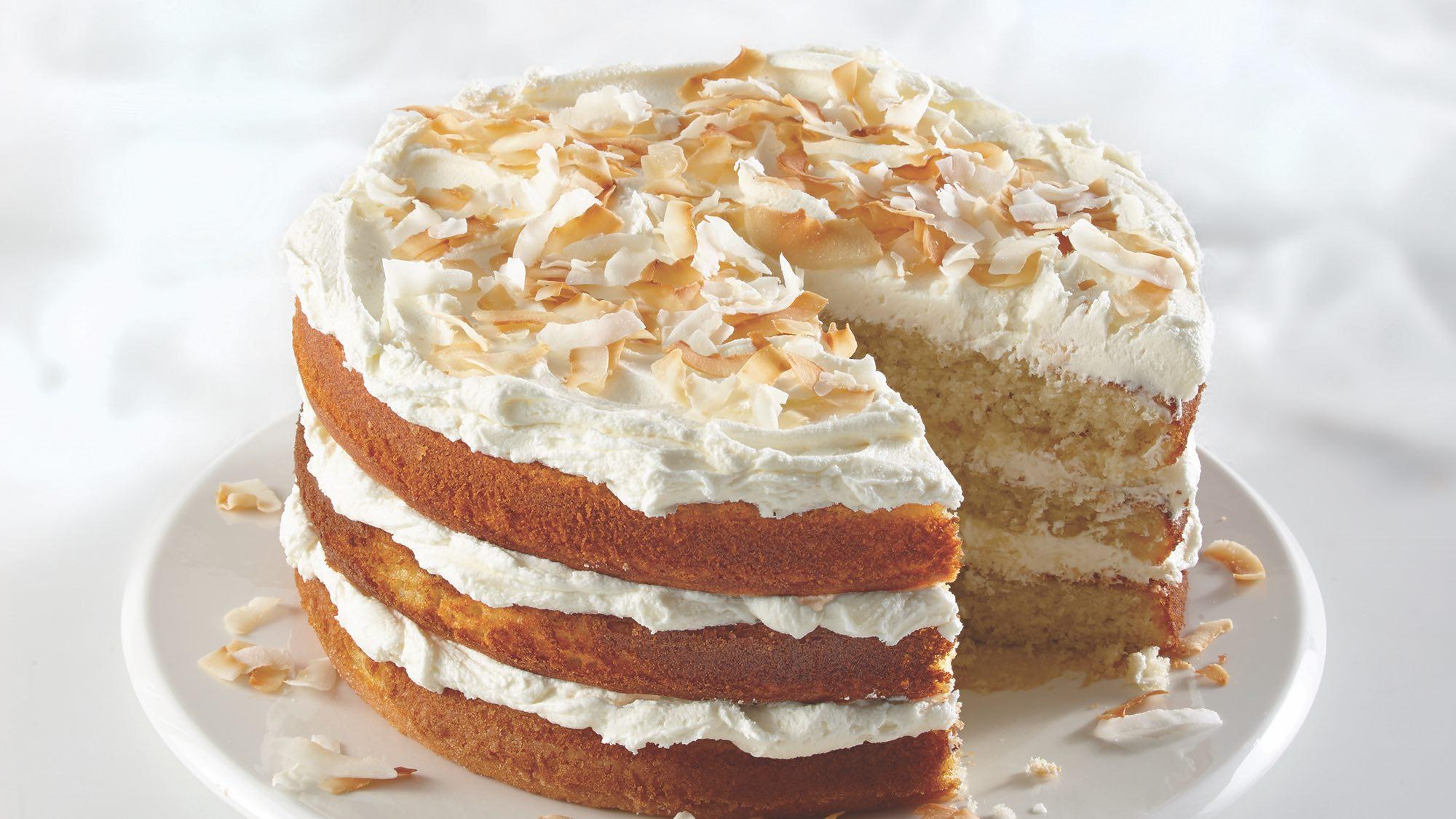 McCormick Ultimate Coconut Cake