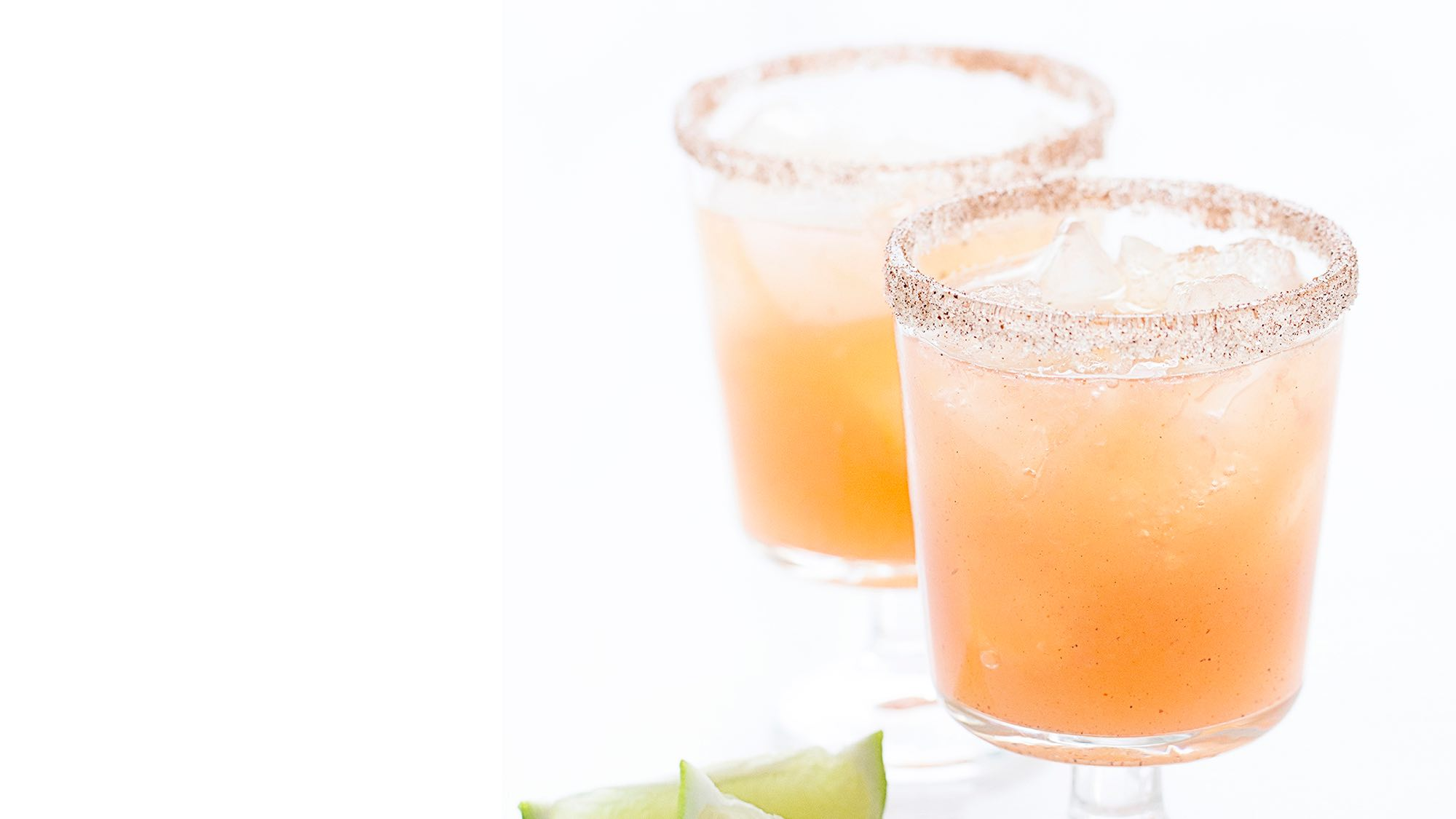 McCormick Paloma Mocktail with Ancho-Arbol Syrup Recipe