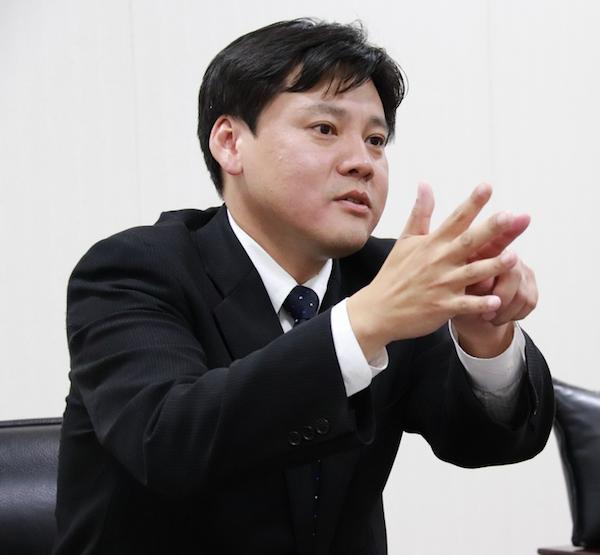 Fumihiko Mizutani, Radio Application Systems Engineering Department, Toshiba Infrastructure Systems & Solutions