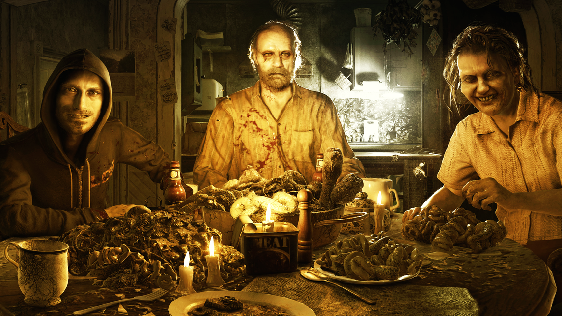 Resident Evil 7 Baker Family.png