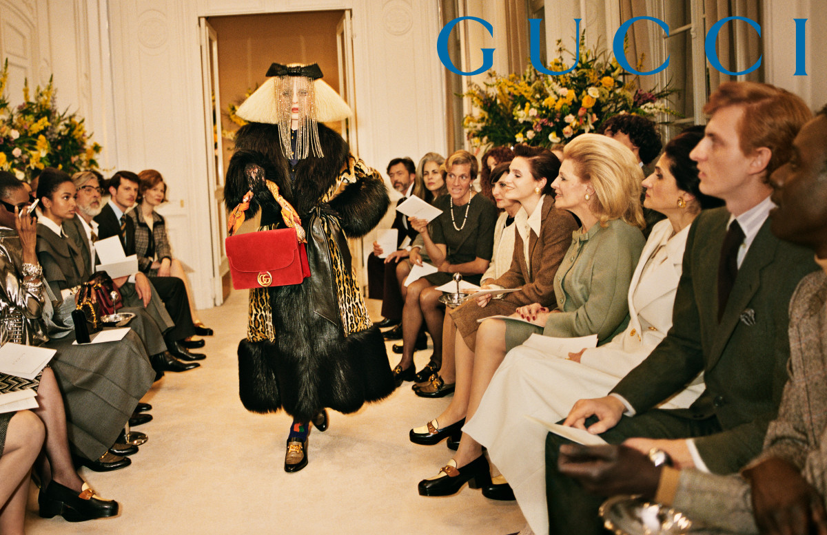 Gucci Tells the Rich Behind-the-Scenes Tale of Its Collection for Fall 2019