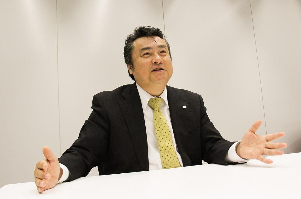 東芝インフラシステムズ株式会社 産業システム統括部 岡庭文彦氏