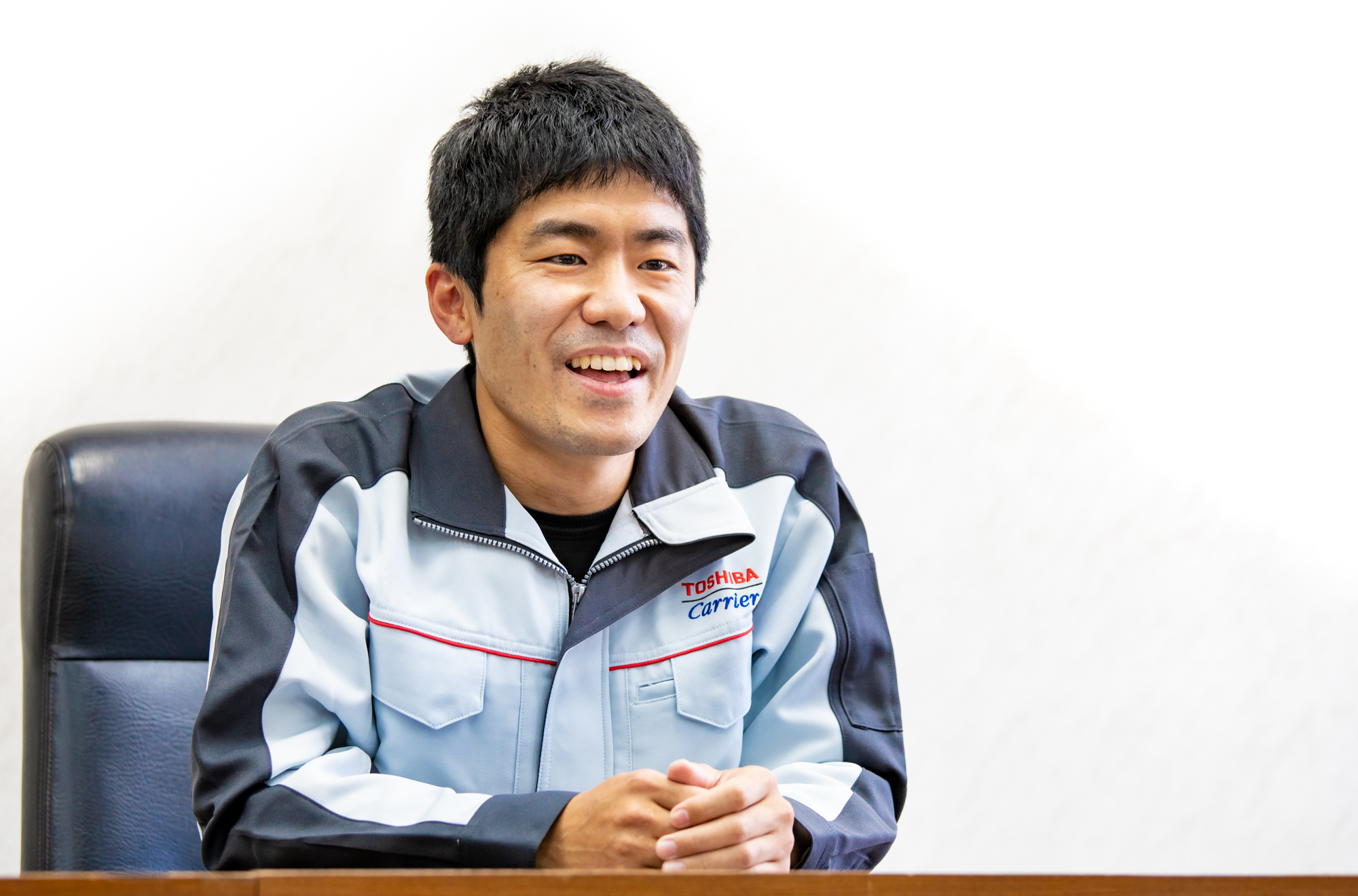 Mr. Masato Murase shares his experience as a facility maintenance engineer at Toshiba Carrier Corporation(1)