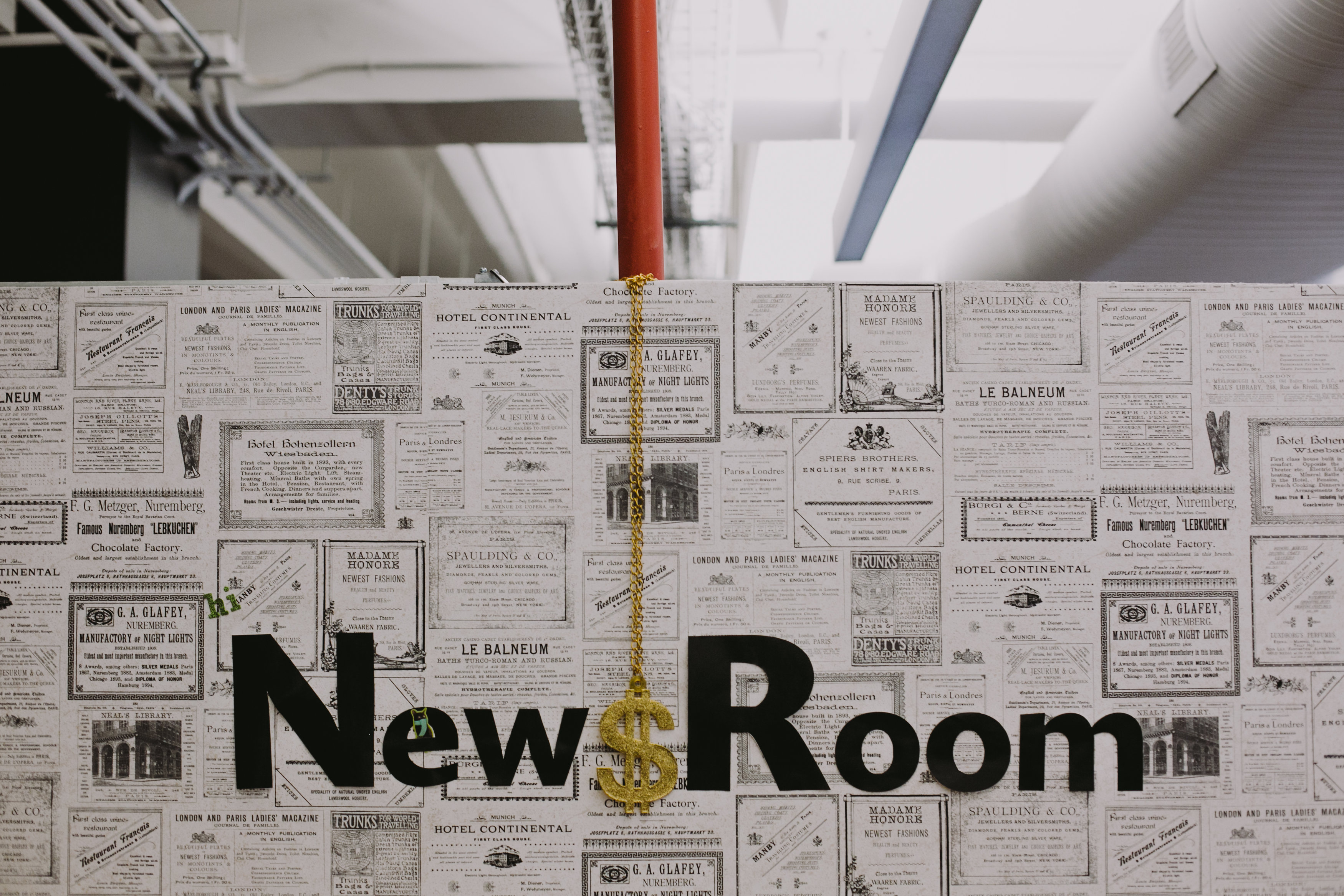 NewsCred Content Marketing News Room