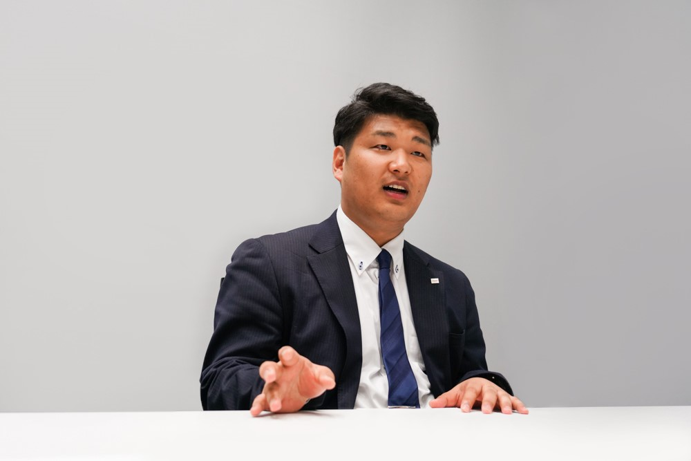 Keita Nakajima, Power To Gas Business Development Group, Business Development Dept., Hydrogen Energy Business Div., Toshiba Energy Systems & Solutions Corporation