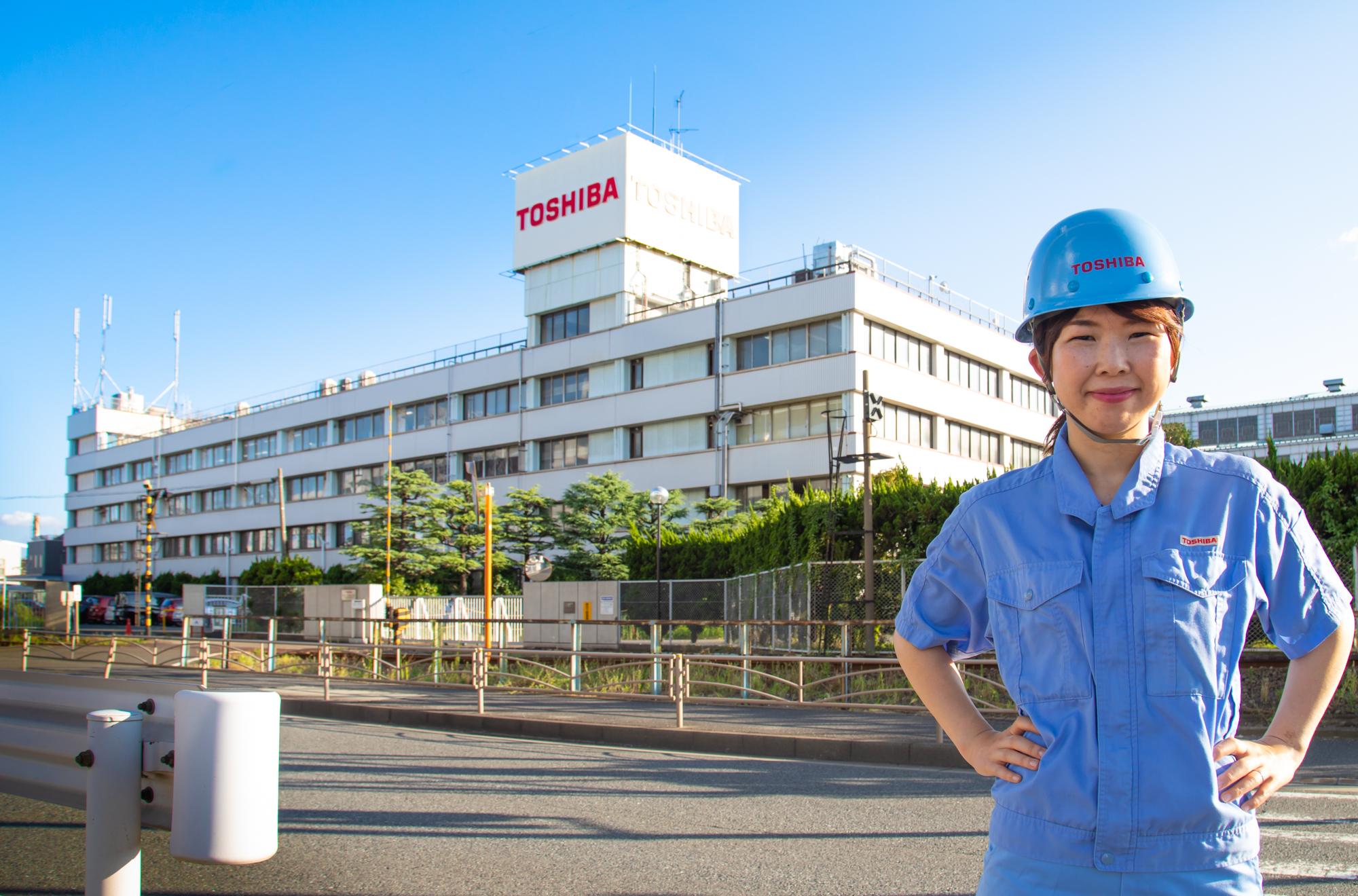 Sakiko Shiratori, High Voltage Switchgear Department, Hamakawasaki Operations, Toshiba Energy Systems & Solutions Corporation