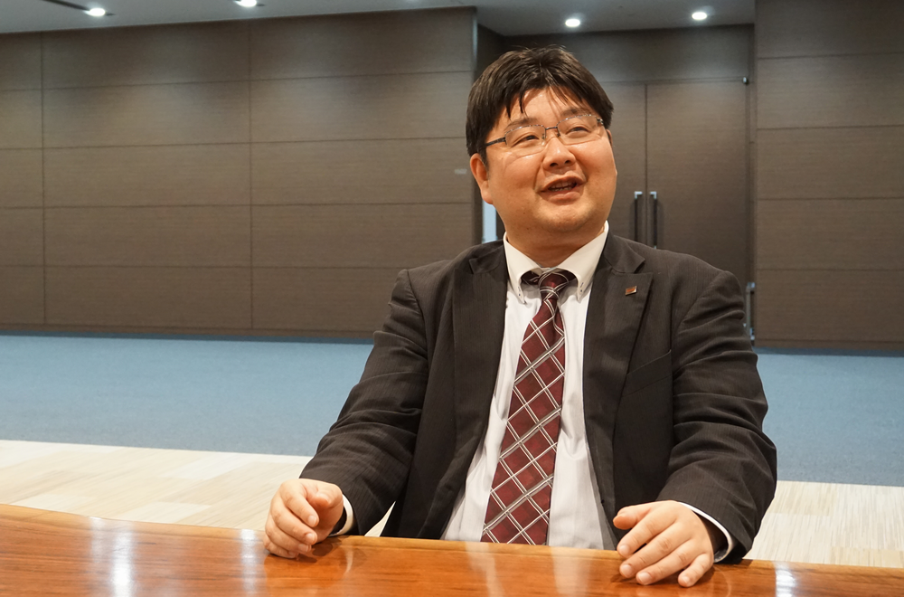 東芝エネルギーシステムズ株式会社 電力系統システム統括部 草野日出男氏