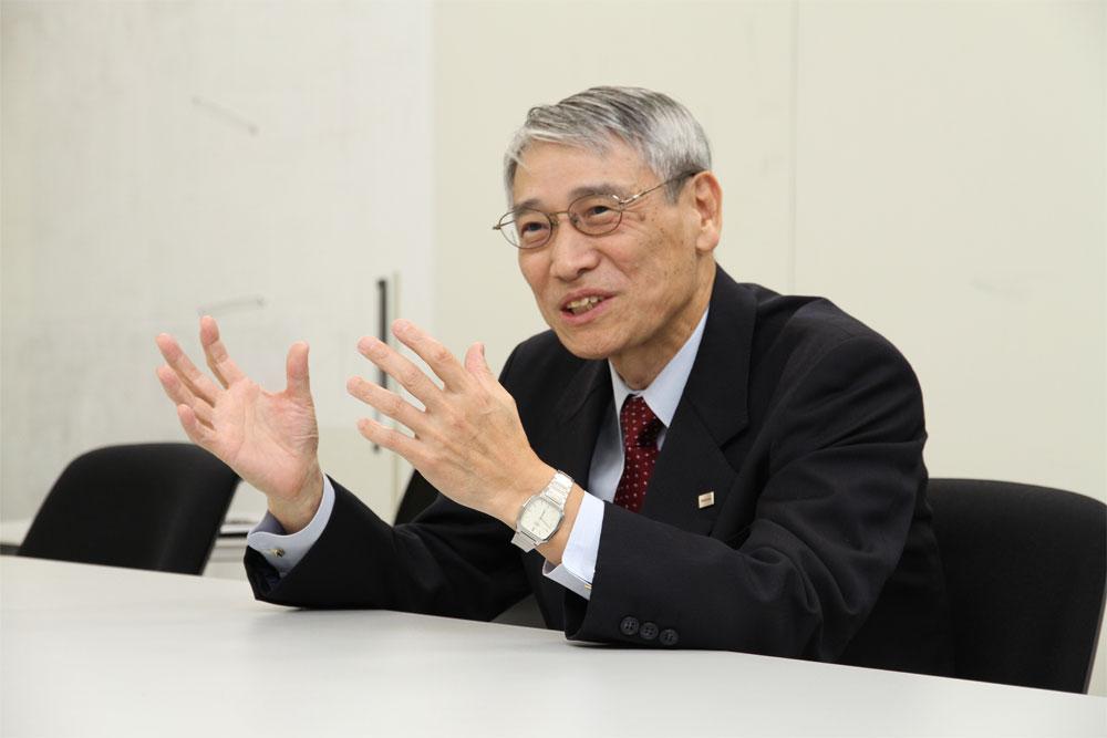 次世代エネルギー事業開発プロジェクトチーム 前川治 プロジェクトマネージャー