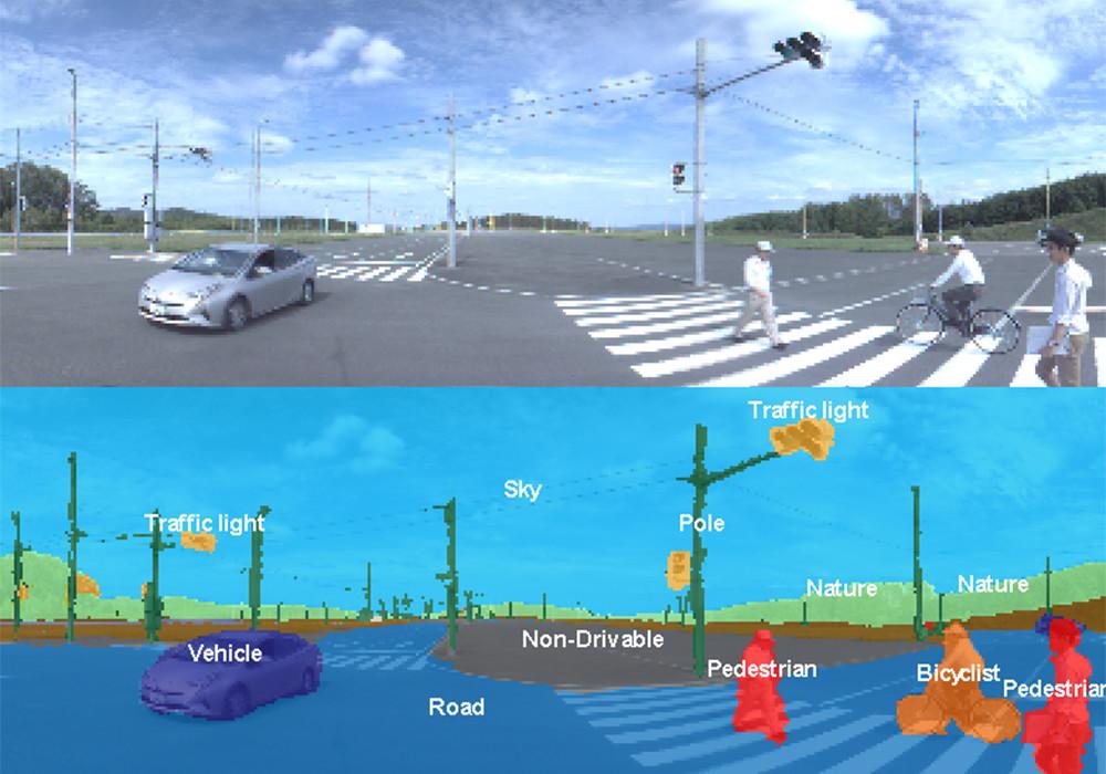DNN-IPを用いた画像認識のイメージ