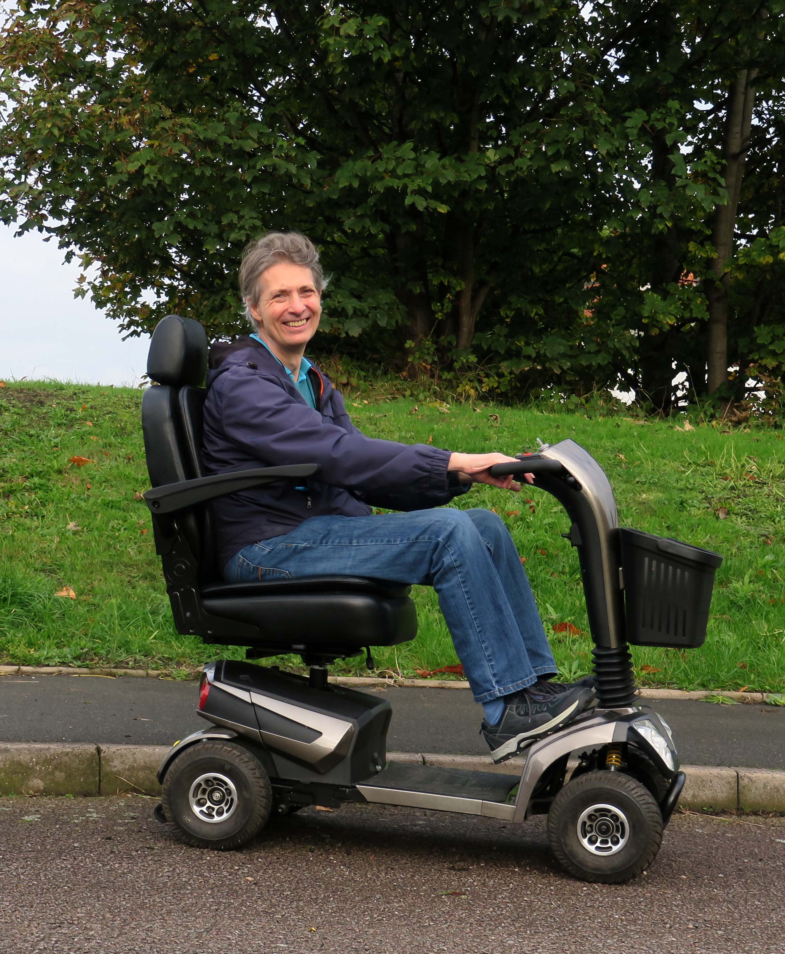 One Rehab Komfi Rider Liberator, weekly rental £23.76
