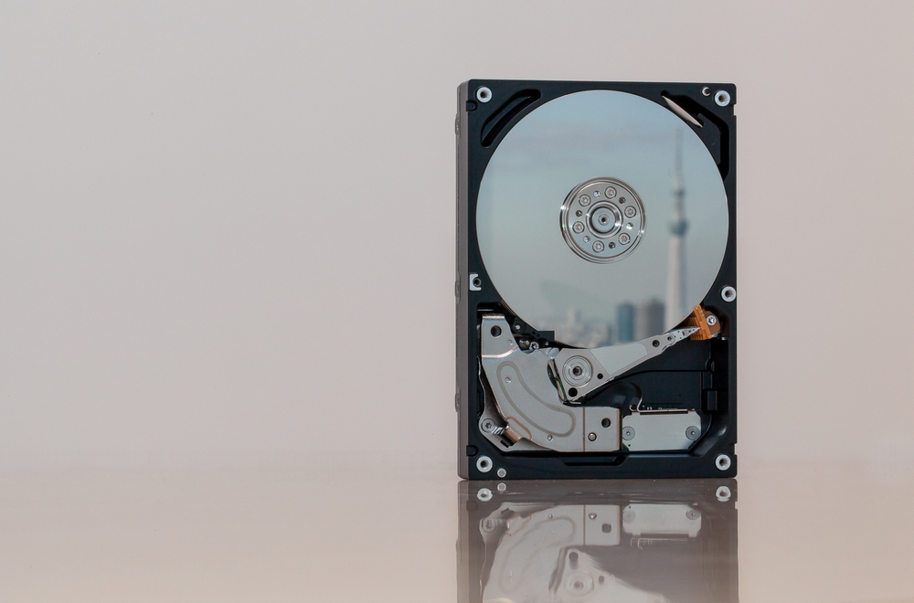3.5型大容量HDD