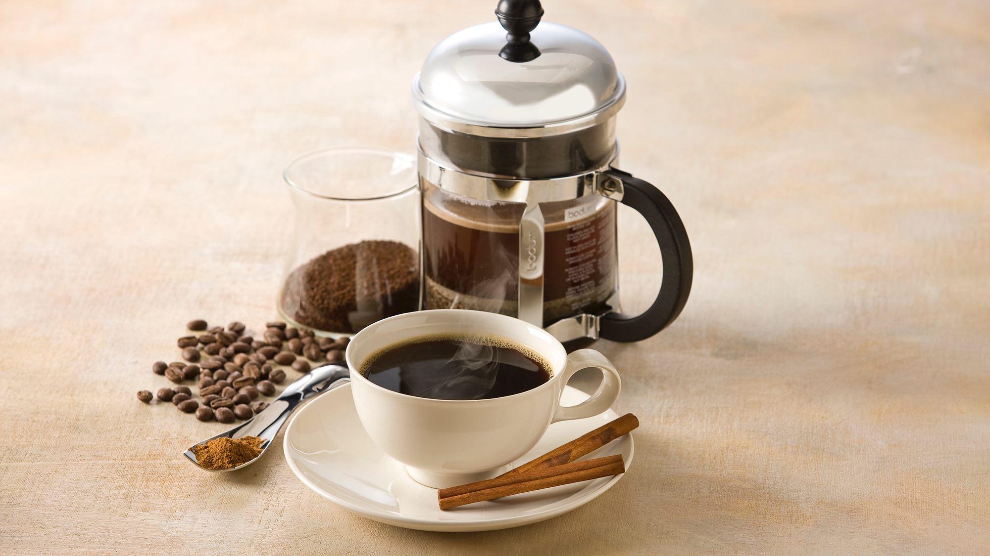 McCormick Cinnamon Spiced Coffee