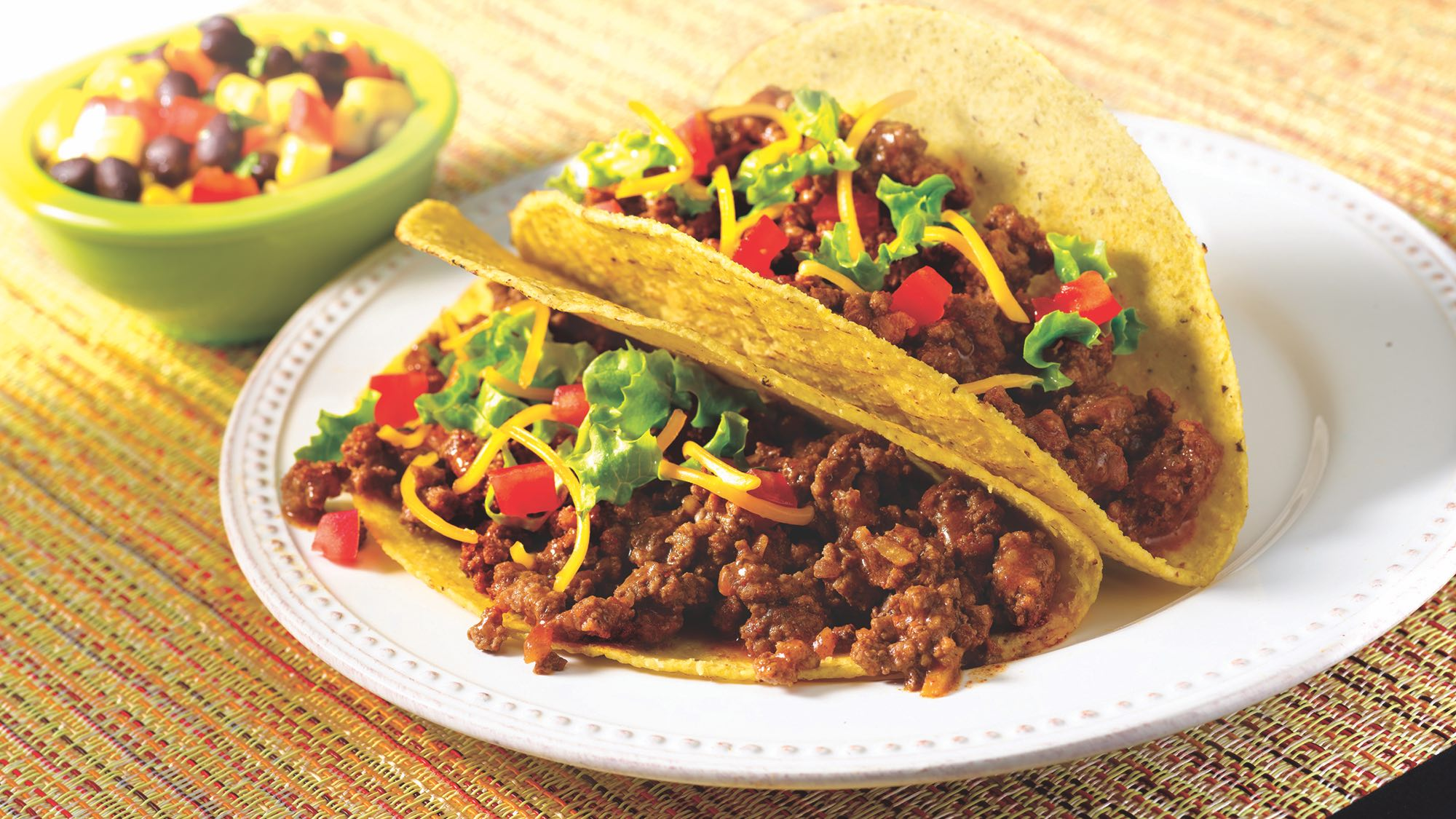 McCormick Beef Tacos