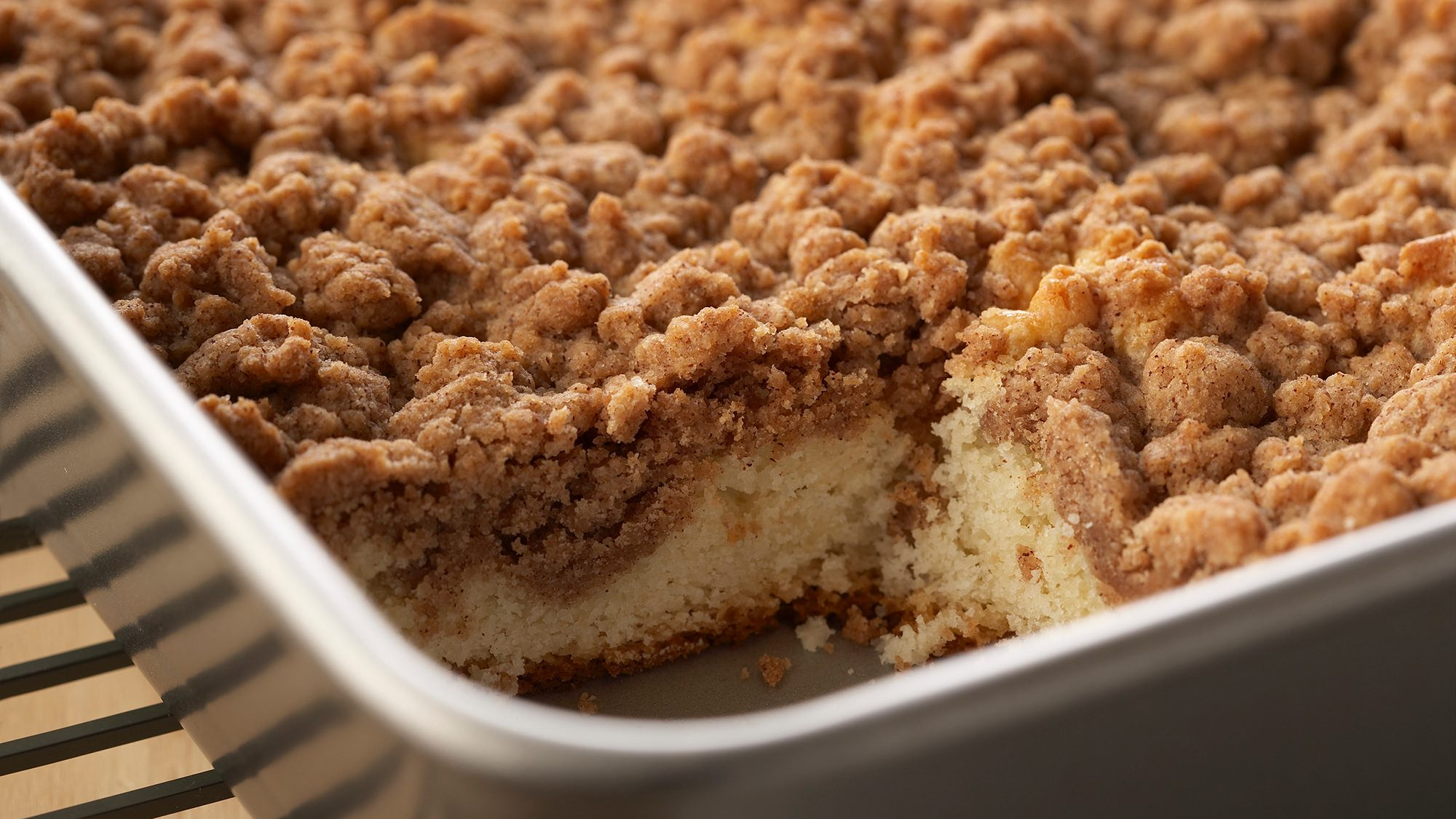 McCormick Cinnamon Crumb Cake