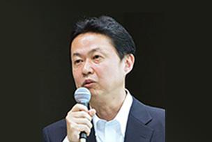 写真 : 富士通株式会社 IT戦略本部 グループ共通サービス統括部 統括部長代理 中村 元晃